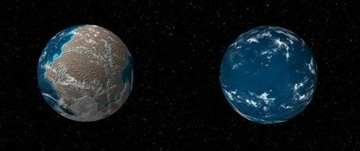 Ver cómo era la Tierra hace millones de años: Experimento de cromo 1