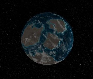 Ver cómo era la Tierra hace millones de años: Experimento de cromo 2