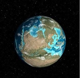 Ver cómo era la Tierra hace millones de años: Experimento de cromo 4