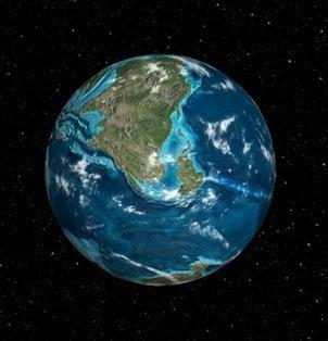 Ver cómo era la Tierra hace millones de años: Experimento de cromo 5