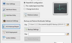 Cómo hacer copias de seguridad y restaurar archivos BCD en Windows 10