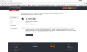 Servidor Web EasyPHP: Alojar sitios web en su ordenador con Windows