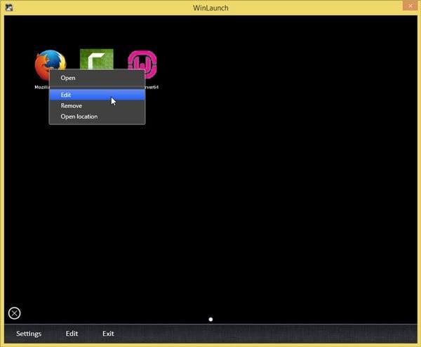 Lanzamiento de WinLaunch: OS X como Launcher para Windows 10/8/7