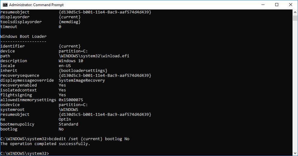 Cómo habilitar o deshabilitar el inicio de sesión en Windows 10