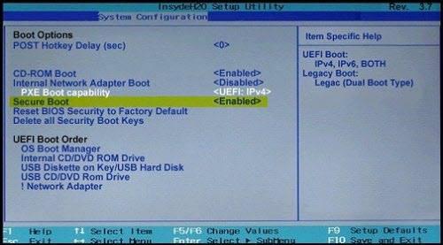0xc000000454, Faltan los datos de configuración de arranque de su PC o contienen errores