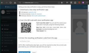 Bitwarden puede almacenar y sincronizar sus contraseñas a través de dispositivos