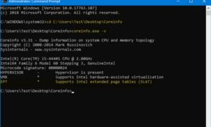 Cómo habilitar el entorno de pruebas de Windows en VMware Workstation