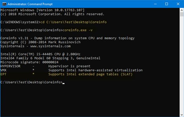 Cómo habilitar el entorno de pruebas de Windows en VMware Workstation 3