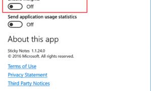 Cómo habilitar o deshabilitar la función Insights en Windows 10