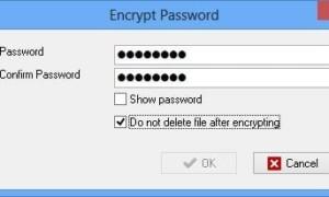 Encripta tus archivos con EncryptOnClick for Windows