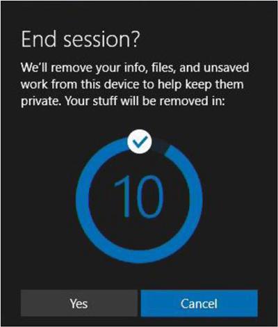 Cómo finalizar la reunión y guardar los cambios mientras se utiliza Surface Hub 3