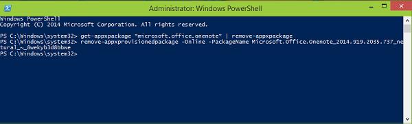 Corrección: Error 0x80246007 al instalar la aplicación OneNote