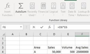 Fórmulas de Microsoft Excel que no se actualizan automáticamente