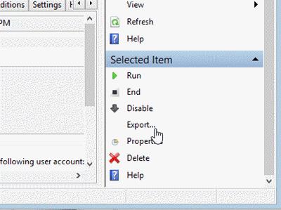 Cómo cambiar el nombre de una tarea programada en el Programador de tareas de Windows 2