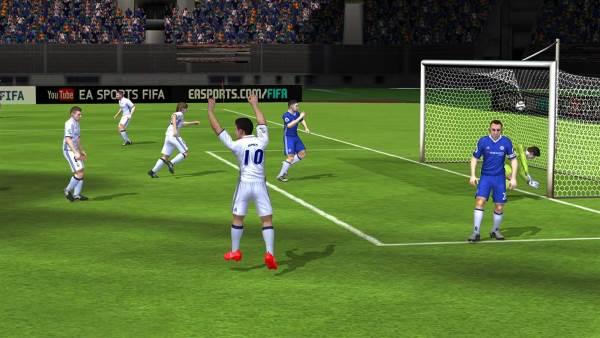 FIFA Mobile para Windows 10 Mobile tiene errores y no es divertido