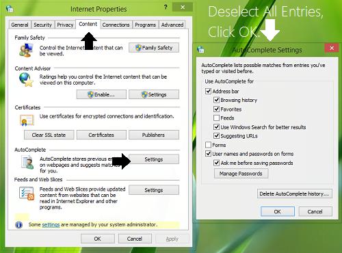 Credential Manager no funciona correctamente en Windows 10/8/7 2