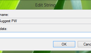 Credential Manager no funciona correctamente en Windows 10/8/7
