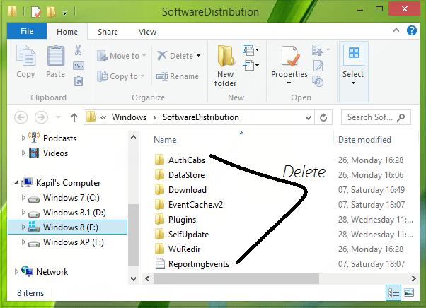 Error 0x80240437 Algo sucedió y esta aplicación no se pudo instalar