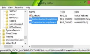 El servicio Cliente de directiva de grupo no ha podido iniciar sesión en Windows 10.