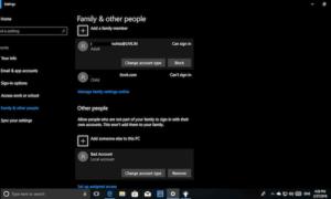 Guía completa para administrar cuentas de usuario en Windows 10