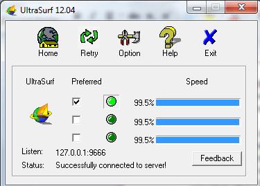 Revisión de UltraSurf: Herramienta de privacidad gratuita basada en proxy para blogs de riesgo e informes anónimos
