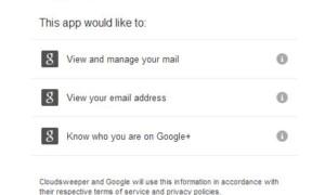 Revisión de CloudSweeper: ¿Cuánto valen sus datos de correo electrónico?