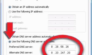Comodo SecureDNS - Protección contra malware y control parental