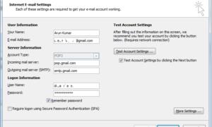 Cómo utilizar Gmail desde Outlook.com Webmail