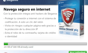 Steganos Online Shield 365 Review - Proteja su identidad
