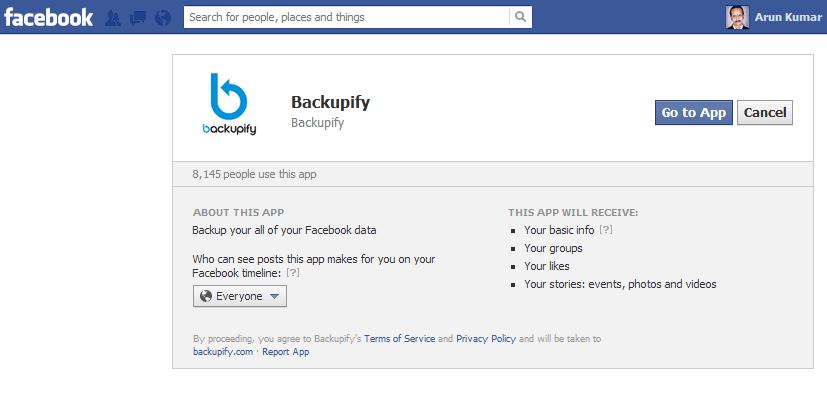 Mejor 3 maneras de hacer copias de seguridad de datos y fotos de Facebook