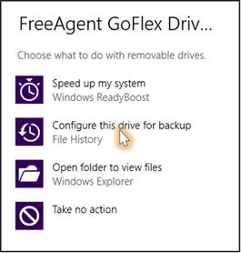 Cómo configurar y usar el Historial de archivos en Windows 8 3