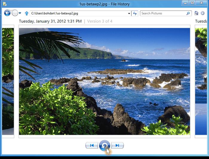 Cómo configurar y usar el Historial de archivos en Windows 8