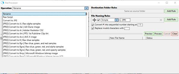 One Commander es un Administrador de Archivos alternativo gratuito para Windows 10