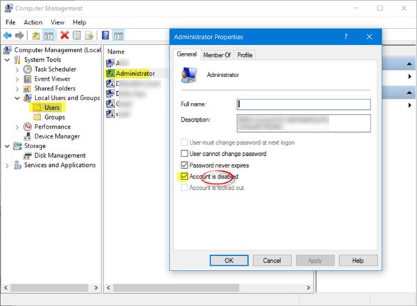 Faltan archivos después de la actualización a Windows 10