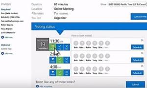 Utilice Microsoft FindTime para programar reuniones más rápidamente en Outlook