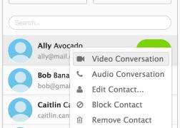 La función Hello de Firefox permite a los usuarios hacer videollamadas