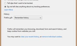 Características de Firefox 21: Nueva configuración de seguridad y privacidad