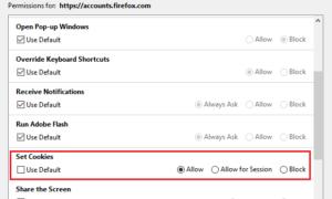 ¿No funciona Firefox Sync? Soluciona problemas y problemas comunes de sincronización con Firefox