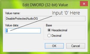 Corregir código de error 0xc00d11cd, 0x8000ffffff; no se puede reproducir música en la aplicación de música de Windows