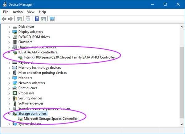 Fijar volsnap.sys error BSOD fallido en Windows 10