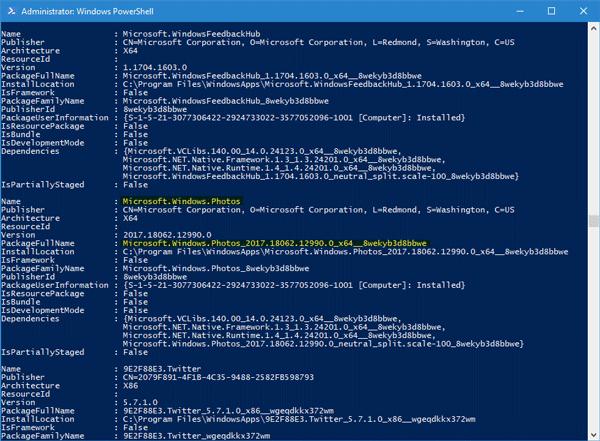 La aplicación Windows 10 Photos se abre lentamente o no funciona