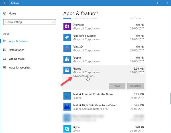 Corrección: Windows 10 no puede abrir archivos JPG 1