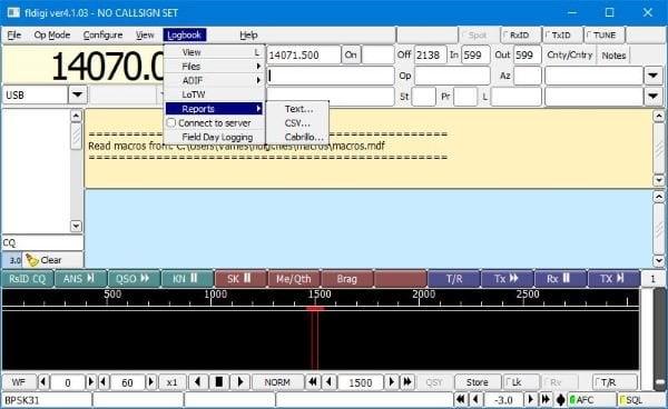 Fldigi es la herramienta de modo digital perfecta para todos los radioaficionados.