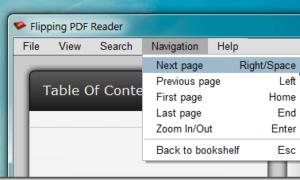 Flipping PDF Reader, una alternativa inteligente y gratuita de Adobe PDF Reader para Windows