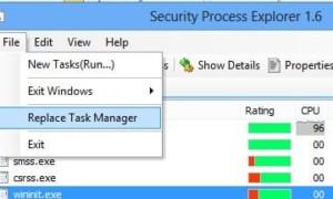 Glarysoft Security Process Explorer para Windows