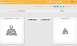 Las mejores herramientas gratuitas para comprimir imágenes en línea sin perder calidad