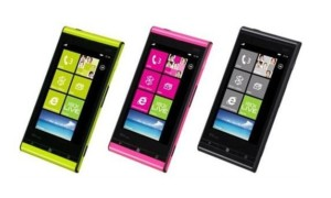 Fujitsu IS12T Windows Mango Phone: Revisión, Especificaciones Técnicas e Impresiones
