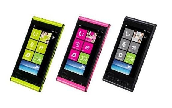 Fujitsu IS12T Windows Mango Phone: Revisión, Especificaciones Técnicas e Impresiones