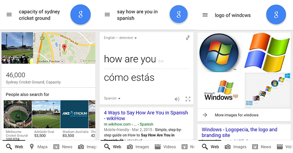 Comandos de voz útiles de Google Now que debes conocer