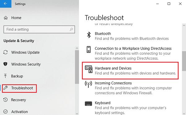 Las teclas de función no funcionan en un portátil con Windows 10